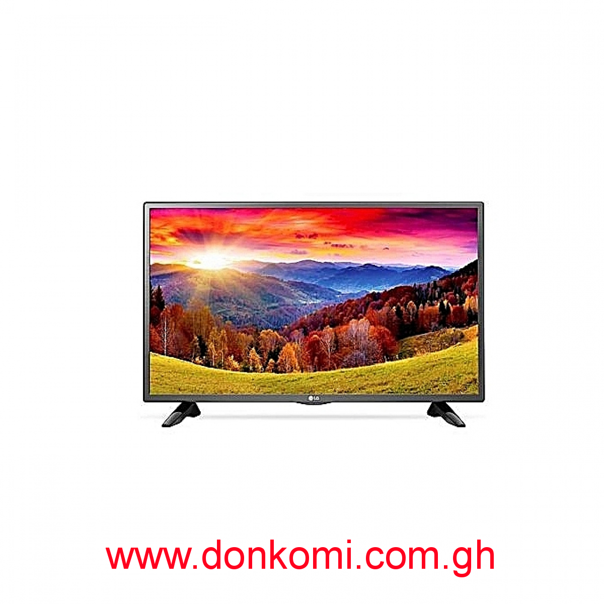 "LG 32"" Digital Satellite Full HD LCD TV - 32LH512U"