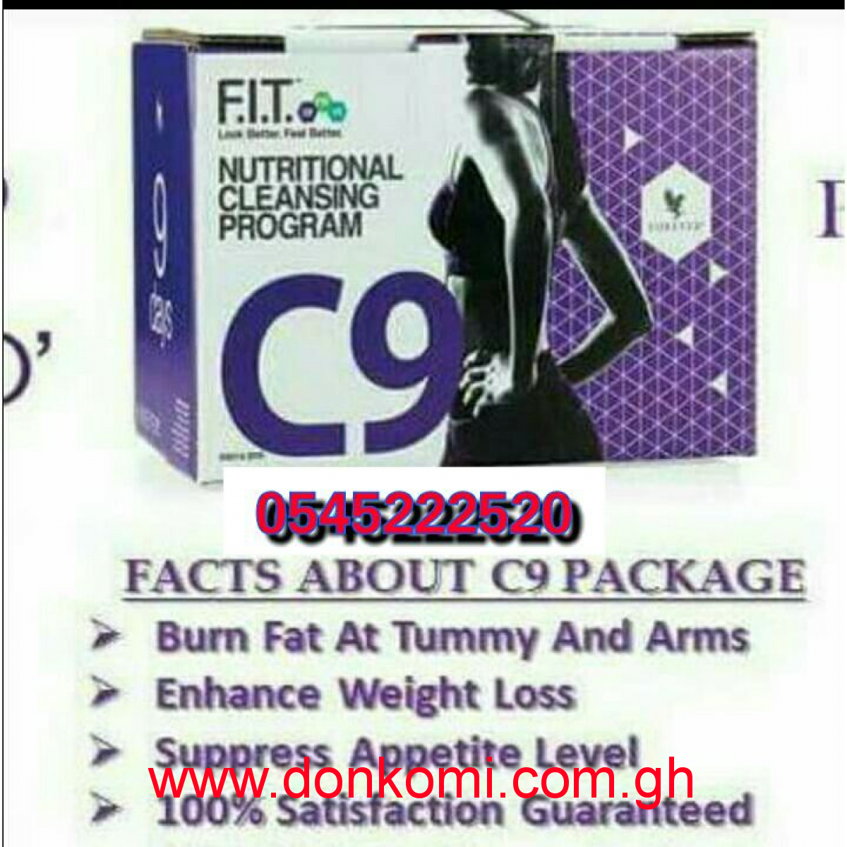 FLAT TUMMY PACK