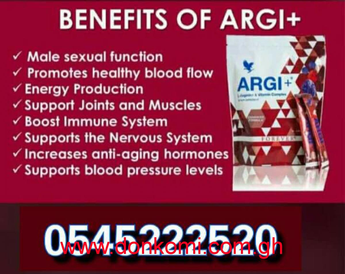 BENEFIT OF AGI+