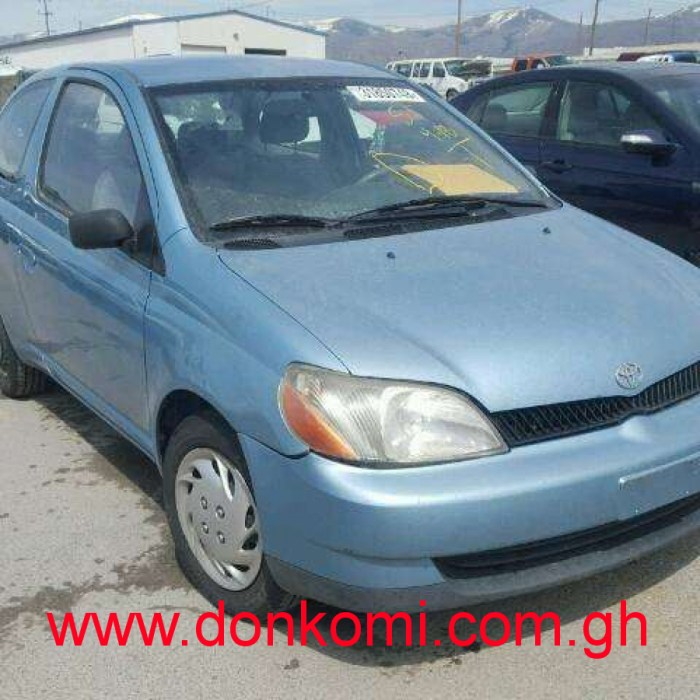 Toyota Echo for sale.