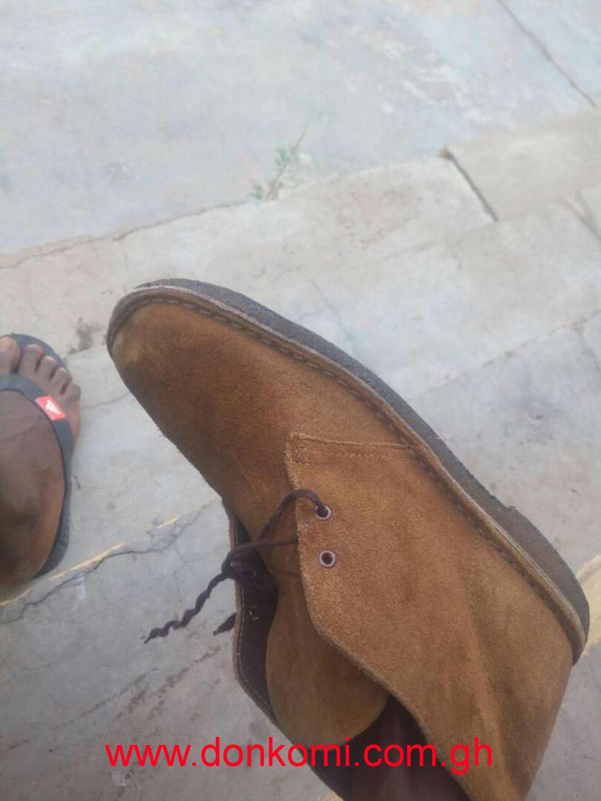 Desert Boots (Size 44/45)
