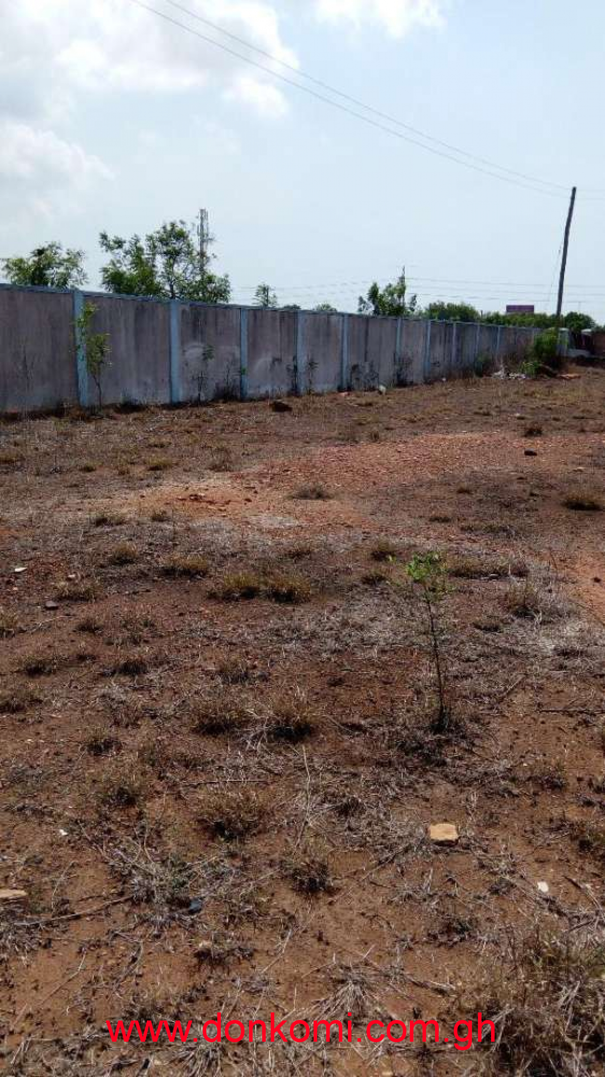 8 plot for sale at tema