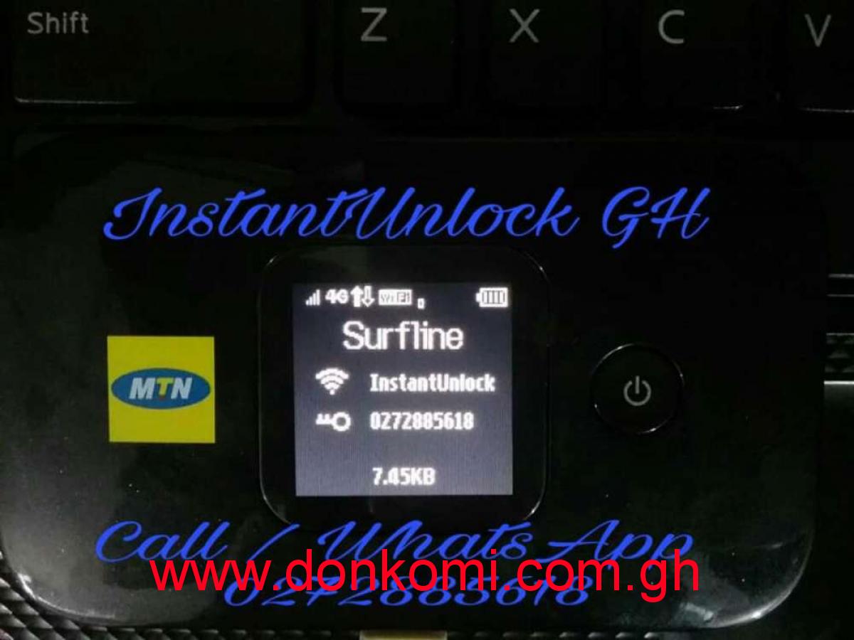 MTN Remote Unlocking