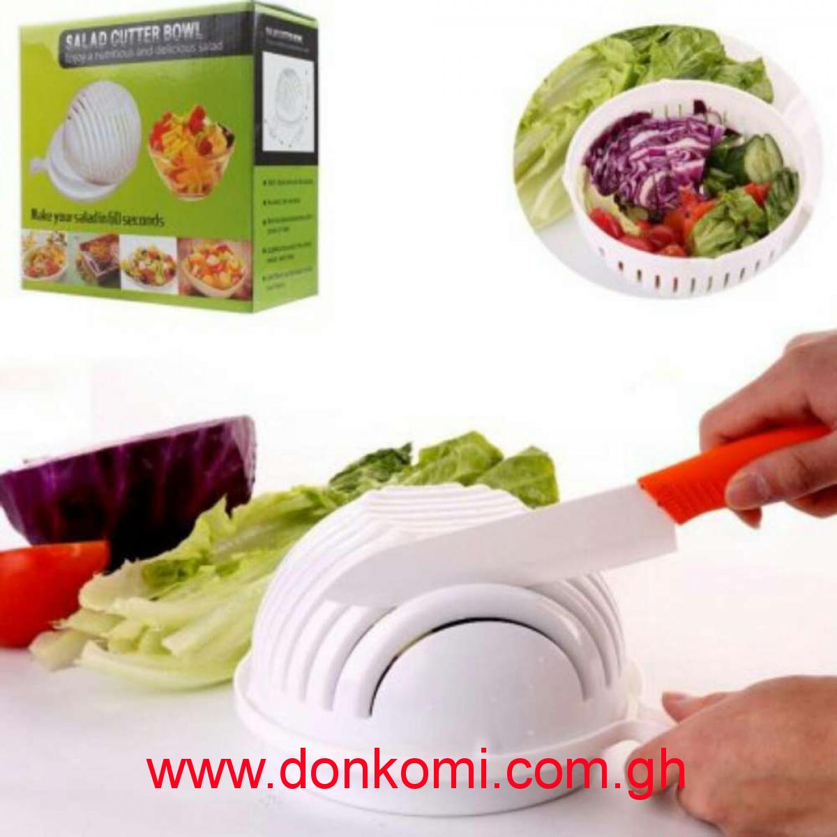 Vegetables cutter bowl