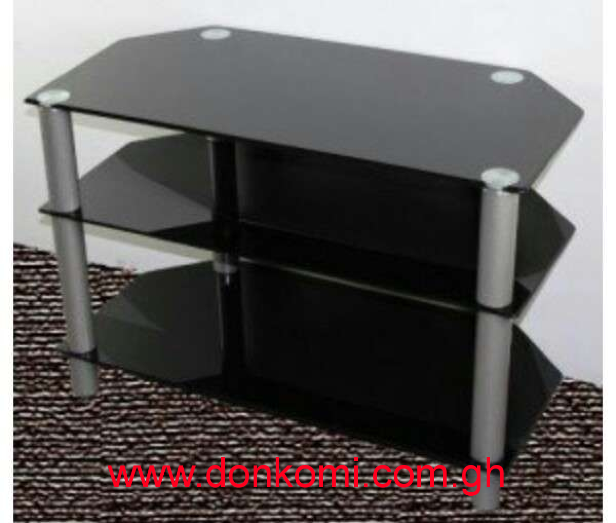 Used TV glass stand for sale