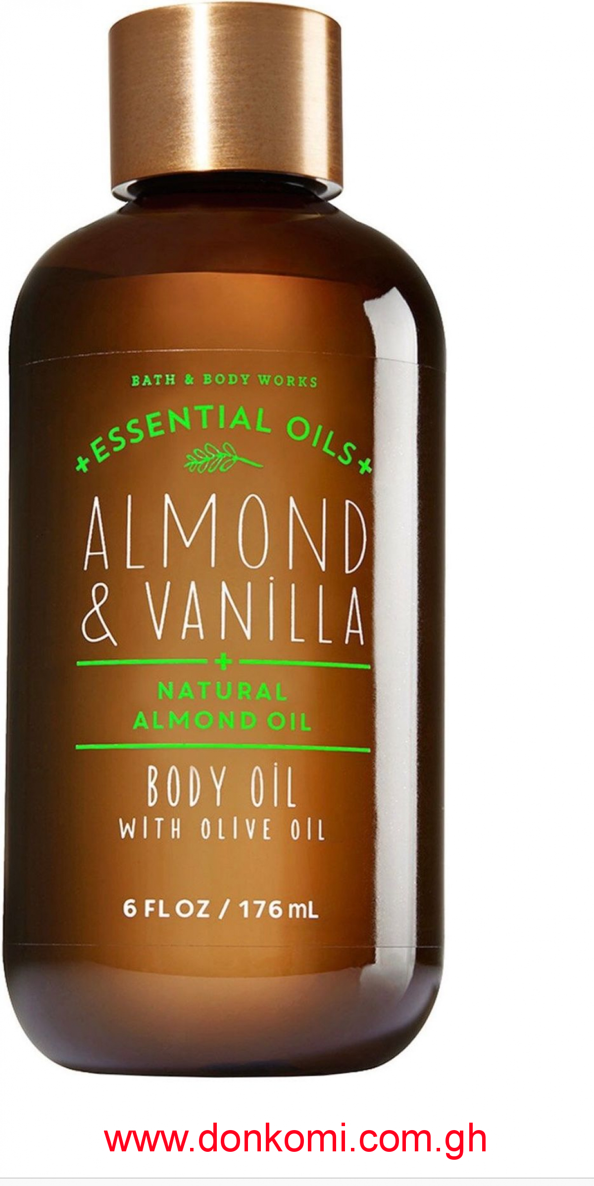 ALMOND & VANILLA BODY OIL