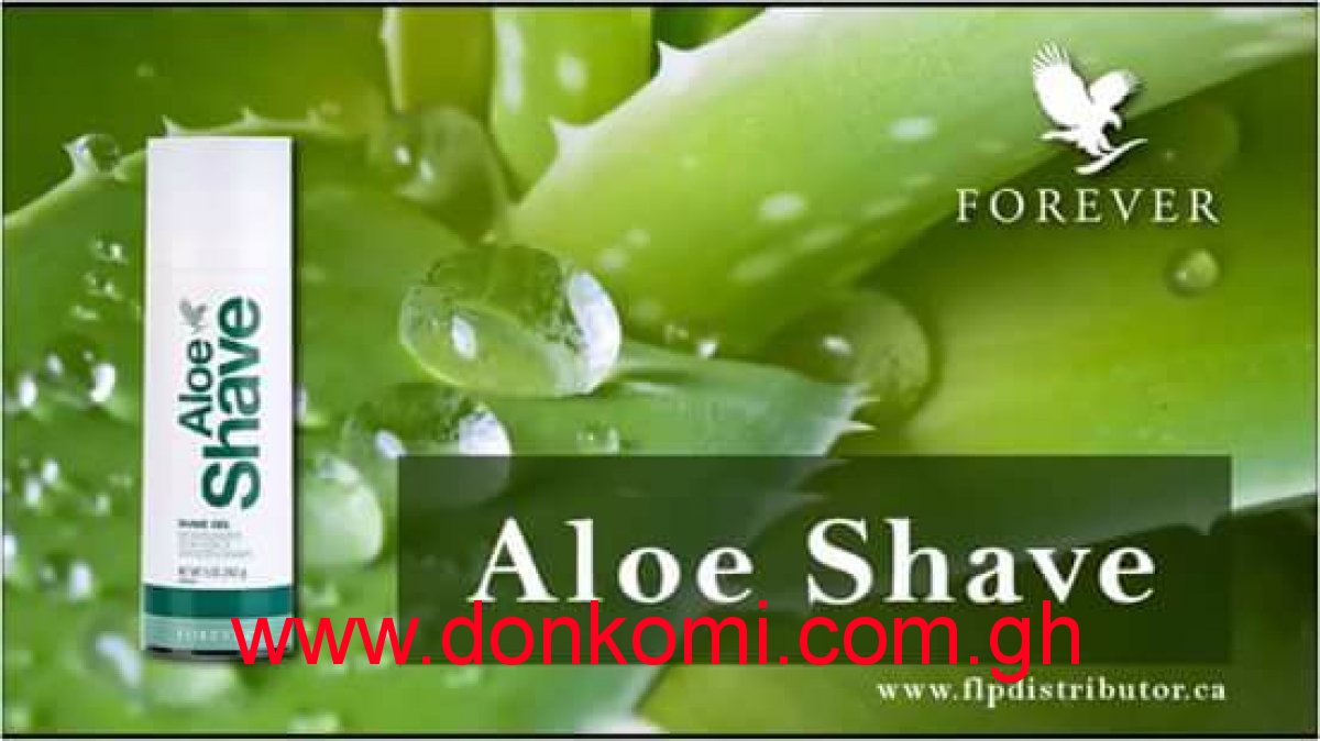 Forever Aloe Shave