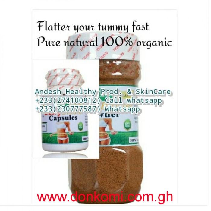 Flatter Tummy-pure organic