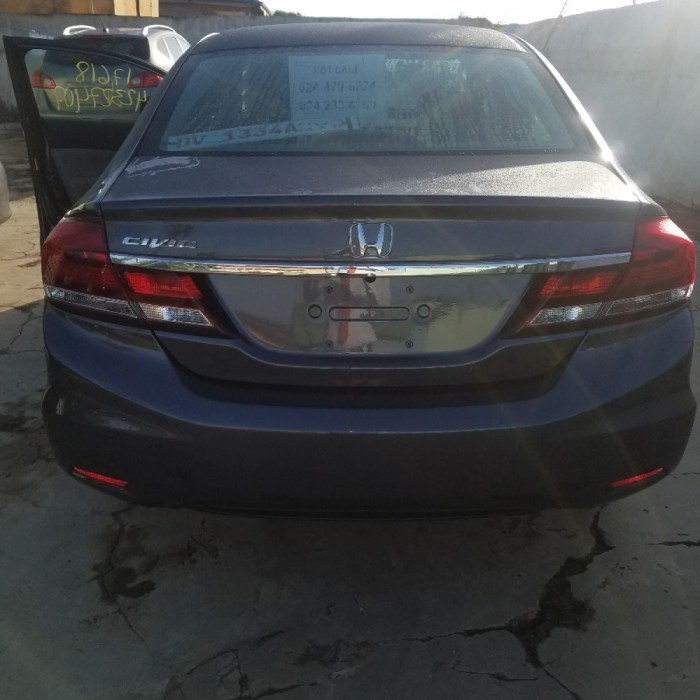2013 Honda Civic For Sale