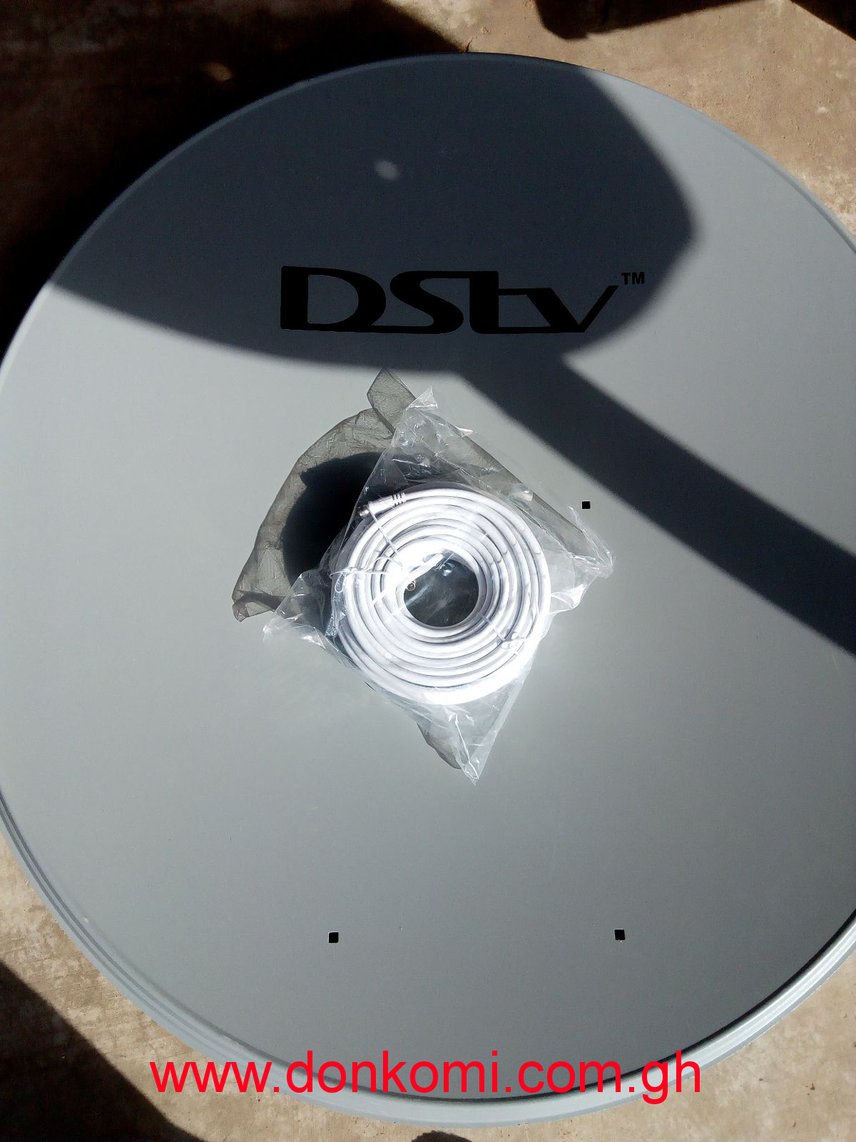 DSTV FULLY INSTALLED