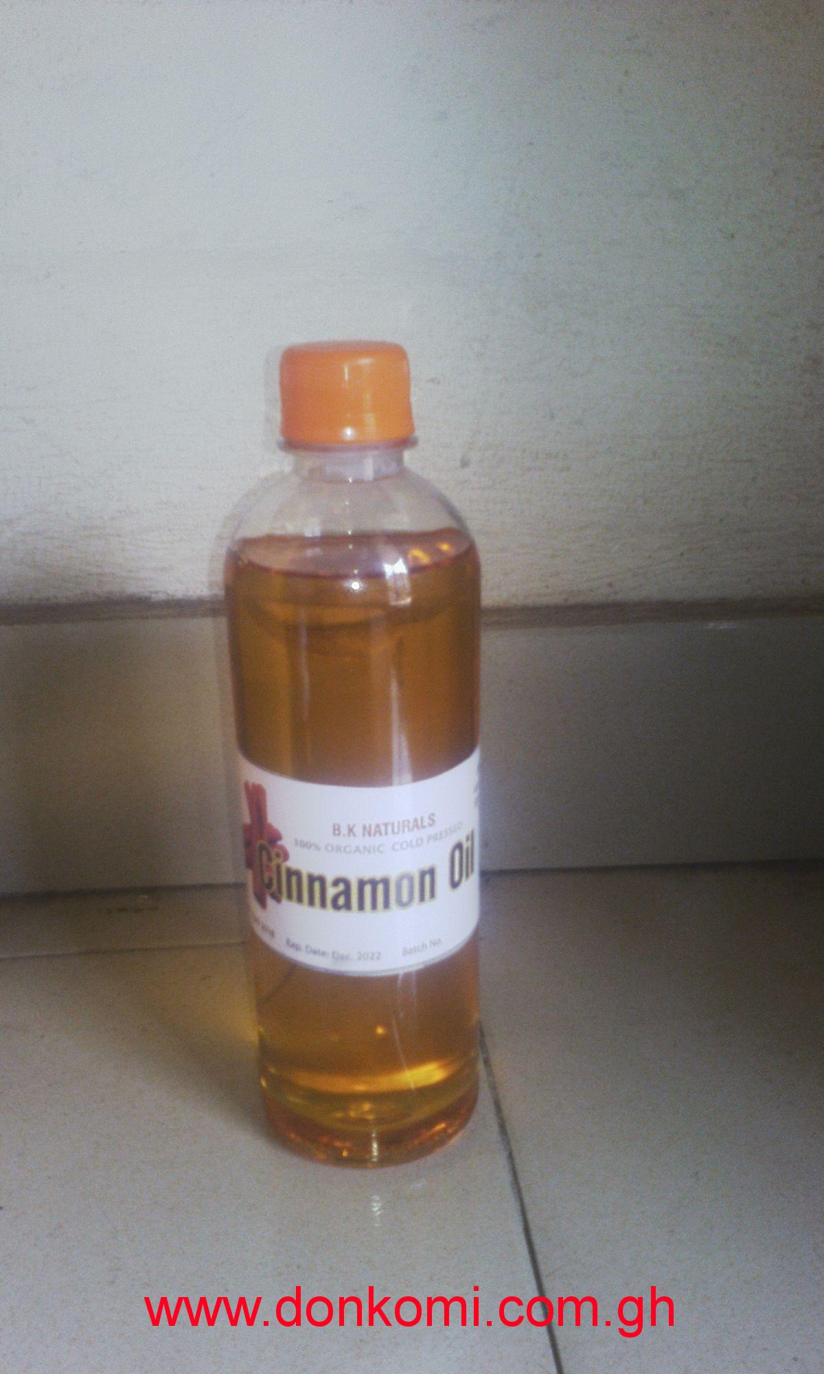 NATURAL CINNAMON OIL
