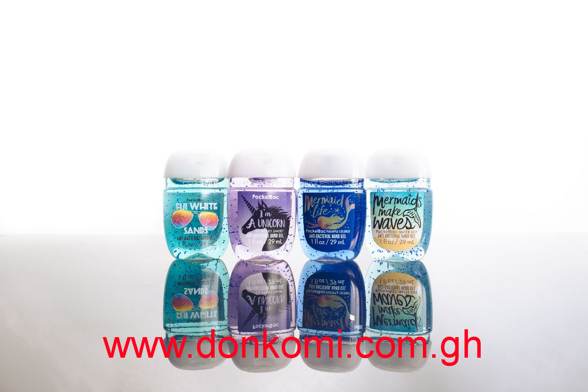 BATH AND BODYWORKS POCKETBAC SANITIZERS