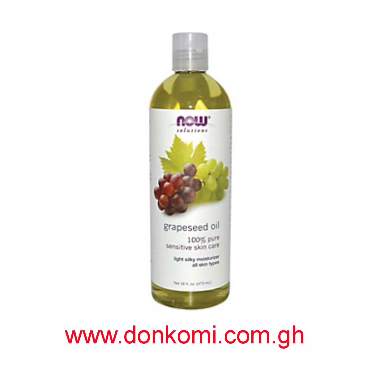 NOW GRAPESEED SEED OIL
