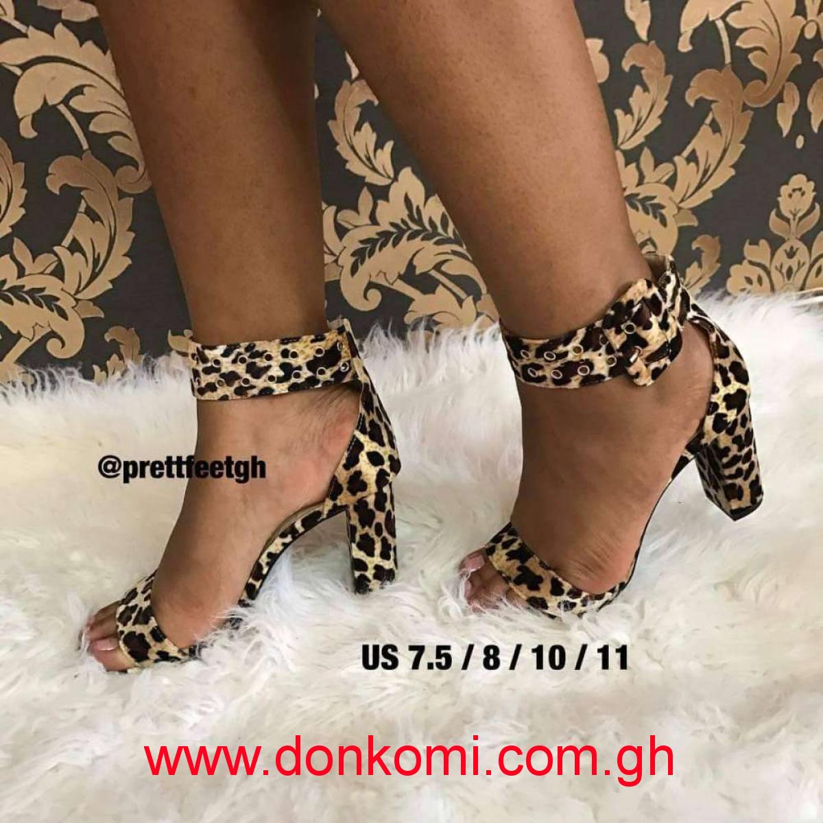 Wear quality heels