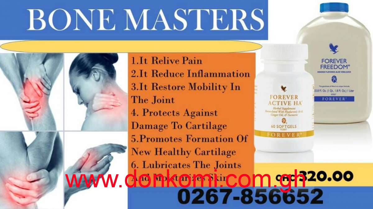 Forever Bone and Joints Enhancement Products!!