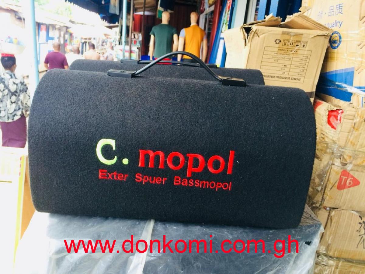 C. Mopol extra bass portable speaker