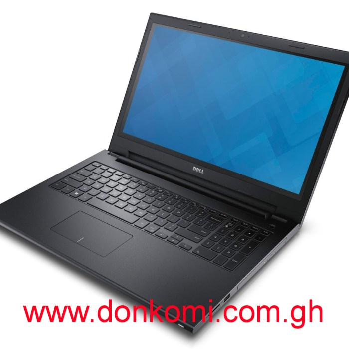 DELL NOTEBOOK 3542 CORE I3 – 500GB HDD