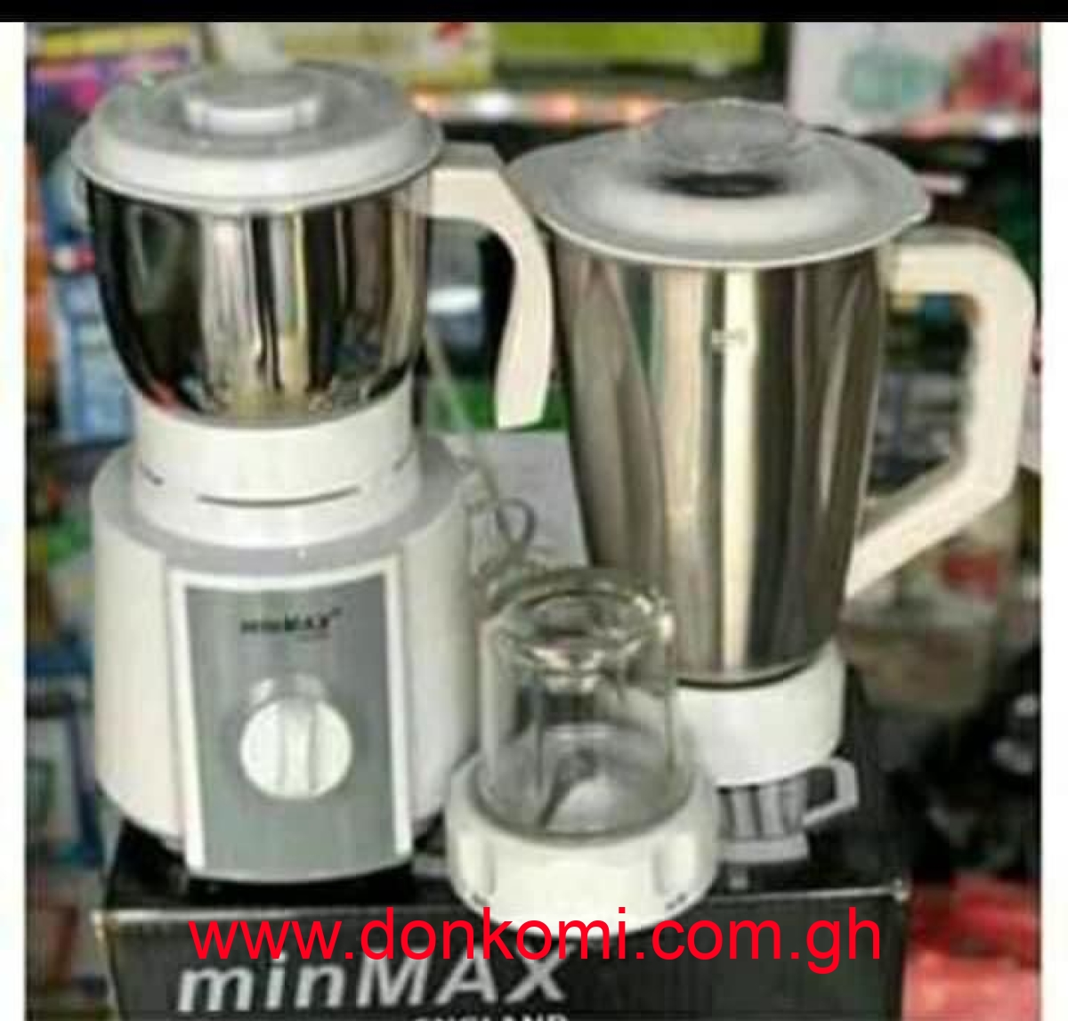 Blenders n juice makers