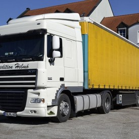 Daf Truck including trailer