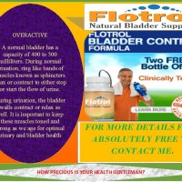 Don't let your bladder dictate your schedule - take control with the Flotrol Natural Bladder Support