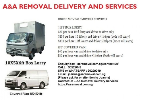 AA Removal Delivery Services Offers Disposal Services.
