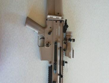 Classic Scar L Airsoft Rifle