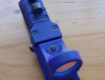 C more red dot sight