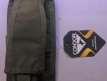 Condor Radio Pouch - OD Green