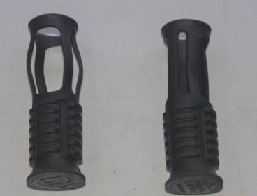 Barrel plug rubber