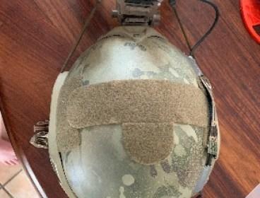 Helmet Setup