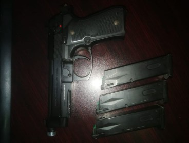 G&G GPM92 GBB Pistol
