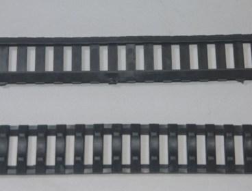 Ris rail cover rubber