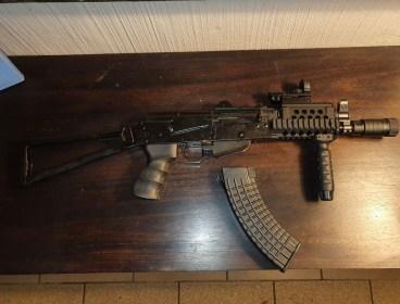 AK74u (CLASSIC ARMY CA-18M)