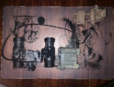 Tmc PVS 31 & L4G24 mount