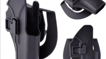 Blackhawk paddle & belt hoop holster beretta m92/96