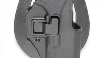 Blackhawk paddle & belt hoop holster glock 17/18c/19/23/32