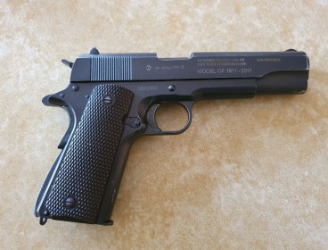 Airsoft Guns - AK47 Full Kit and Umarex Colt 1911