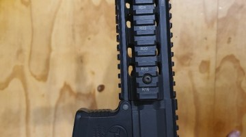 Ares amoeba M4 with mags