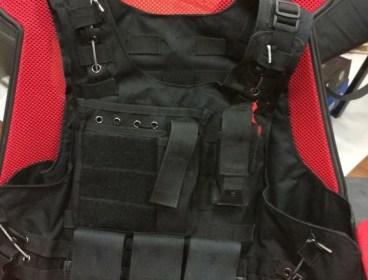 Black FSBE Vest