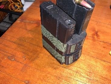 M14 900 round electric high cap mag