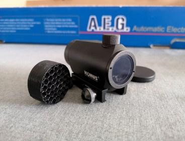 KONUS Sight-Pro Atomic Mini Red Dot Sight