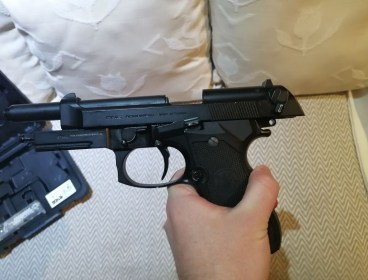 Immagration sale, G&G M92