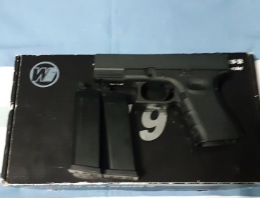 Selling airsoft pistol