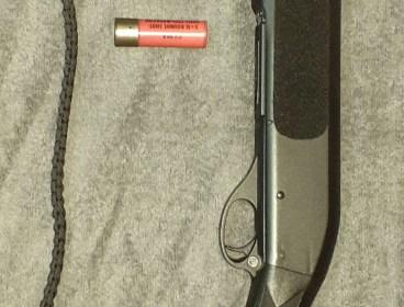 CYMA M870 Shotgun