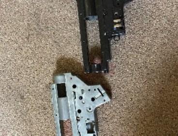 M4 Version 2 Gearbox Shells