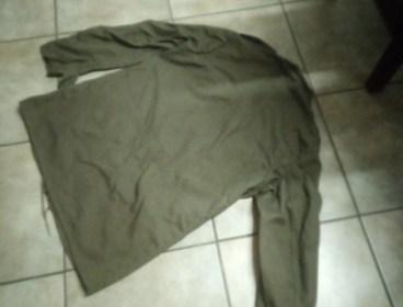 browns bush jacket