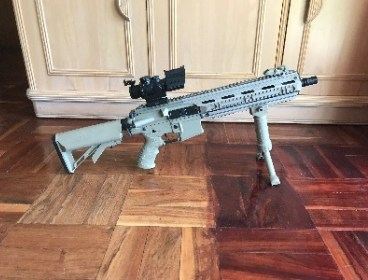 Full Airsoft kit for sale