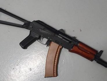 NOS D-Boys AK74SU - 360FPS