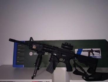 G&G CM16 Raider-L with Mods