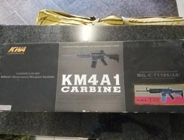 KWA KM4-TAC AEG Rifle